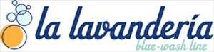 La Lavandería, blue-wash line