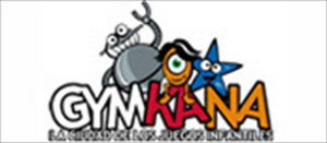 Gymkana, la ciudad de los juegos infantiles.