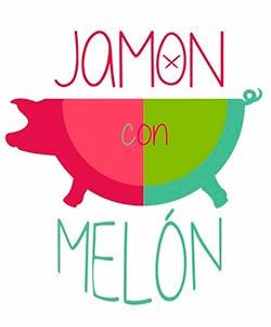 Jamón con melón