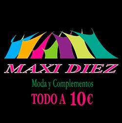 Maxi Diez - Todo a 10 €