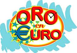 Oro en euro