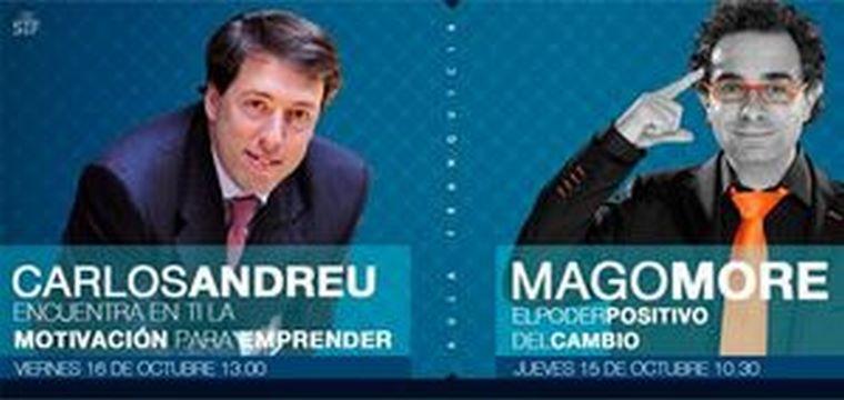 Mago More y Carlos Andreu, protagonistas en SIF 2015
