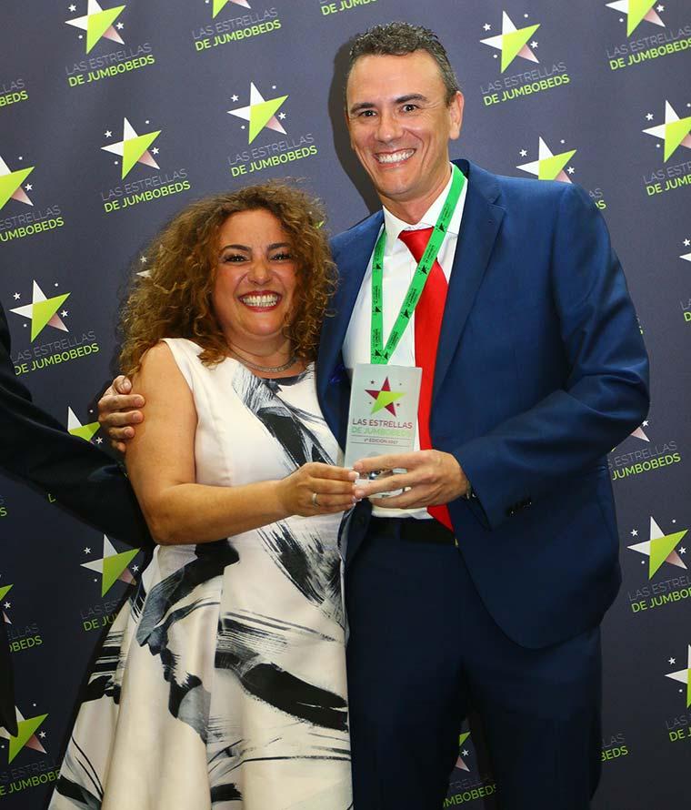 123hotel.es, finalista en los premios de Las Estrellas de Jumbobeds