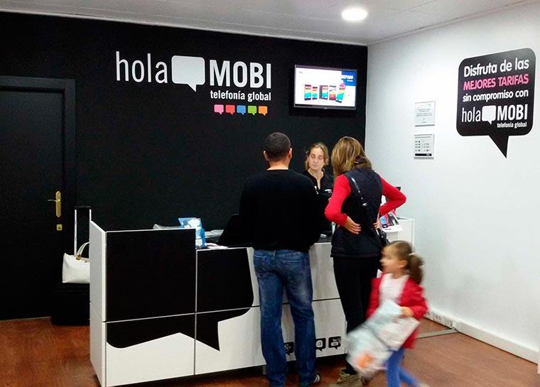 holaMOBI telefonía global aterriza en Cártama (Málaga)