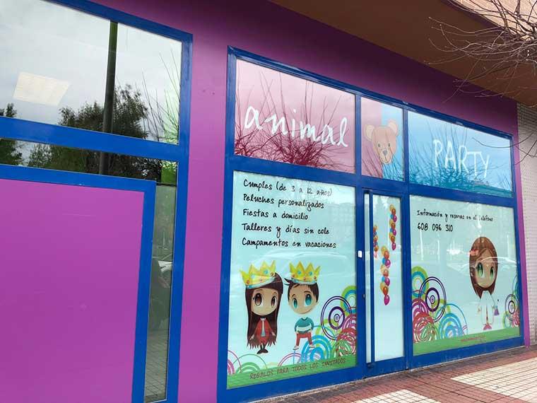 Nueva apertura de Animal Party en Miranda de Ebro