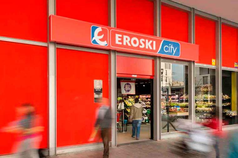 EROSKI abre en Ondarroa