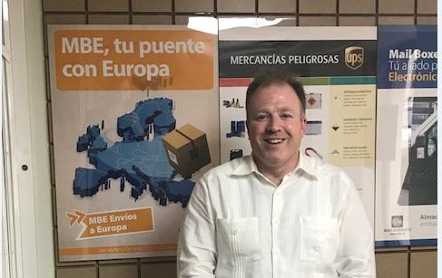 """FRANQUICIADO DE MAIL BOXES: """"La flexibilidad y variedad que ofrece a empresas y particulares no las tienen otras franquicias"""""""
