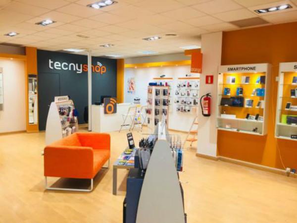 Madrid, escenario de las tiendas Tecnyshop