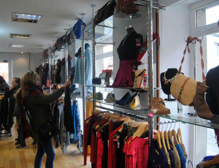 La franquicia de moda Maxi Diez aterriza en Zaragoza