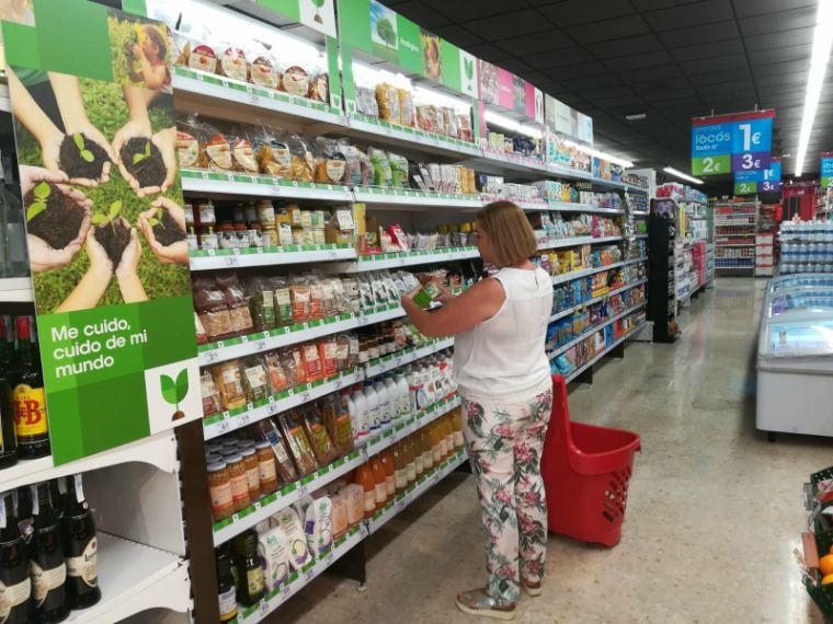 EROSKI abre nuevo supermercado en Extremadura