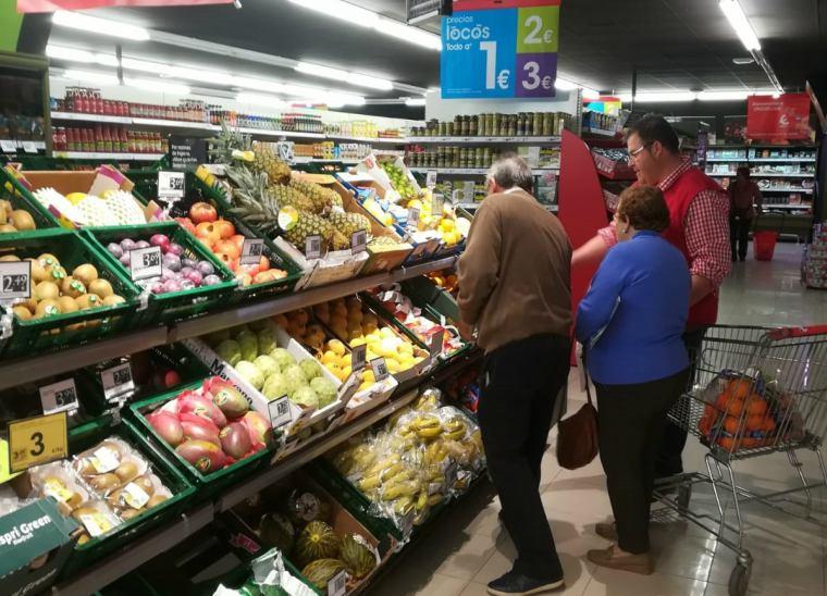 Eroski inaugura supermercado en Villargordo