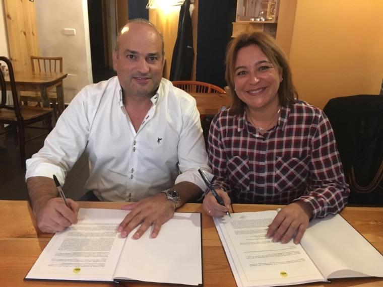 ¡Nueva firma de Alfil.be en Getafe!