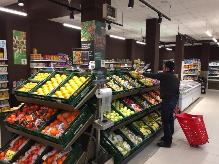 Eroski inaugura supermercado franquiciado en Beasain