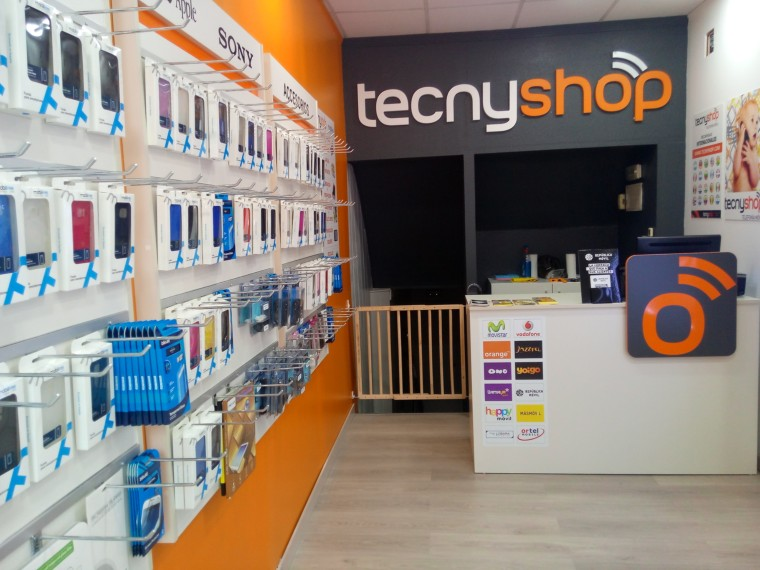 Éxito de la alianza entre Tecnyshop  y Mobilfree