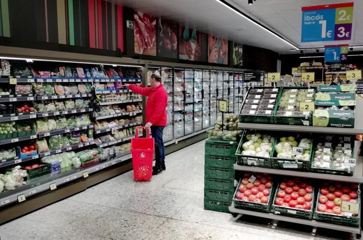 Eroski estrena supermercado franquiciado en Beasain (Guipuzcoa)