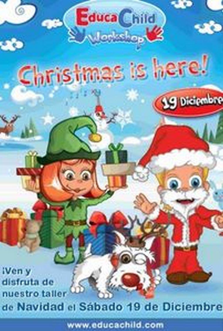 Christmas Party en EducaChild