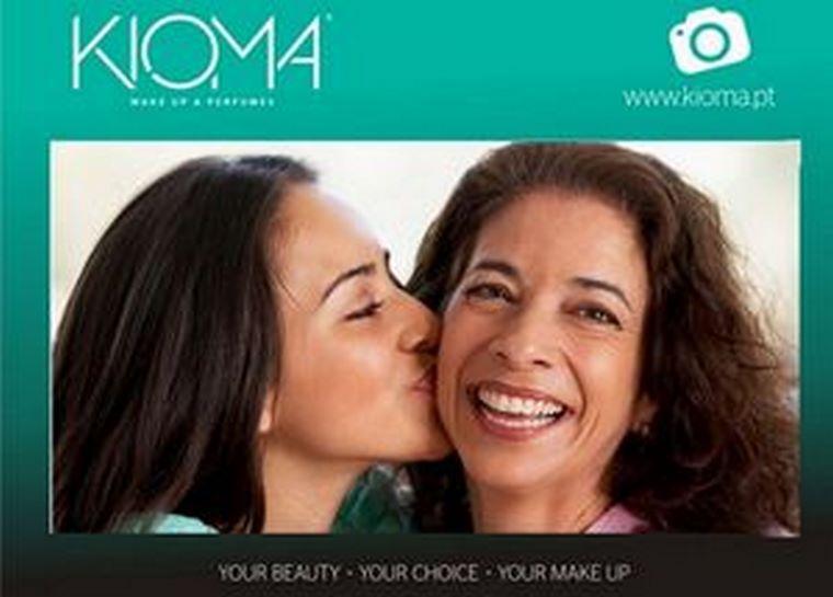 Kioma – Make Up & Perfumes abre un concurso para el Día de la Madre