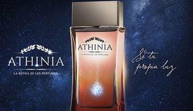 Athinia, la nueva fragancia femenina oriental de La Botica de los Perfumes