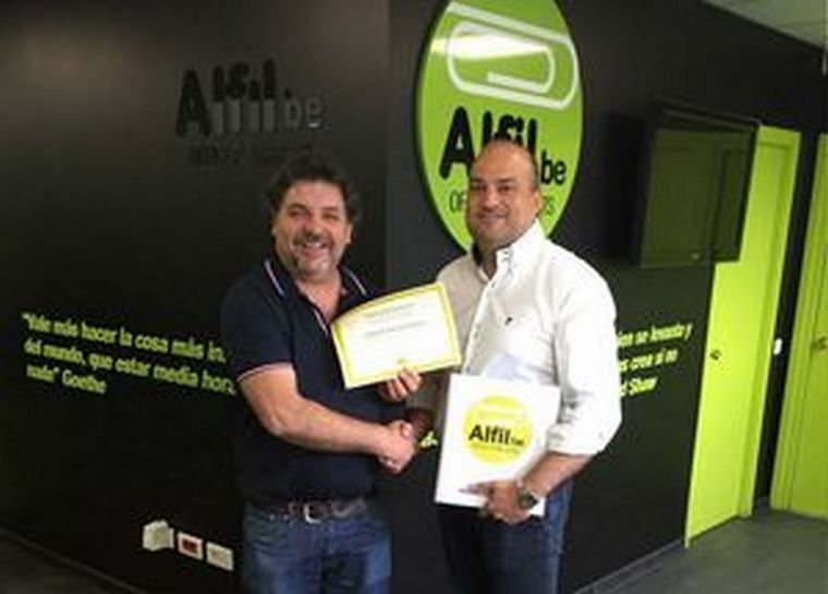 Alfil.Be termina el período de formación en Alcalá de Henares