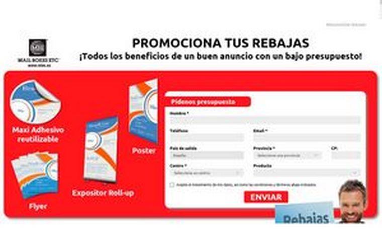 La franquicia Mail Boxes Etc. estrena servicio de publicidad y promociones para empresas