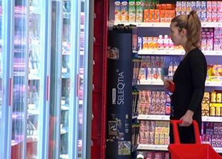 Eroski abre nuevo supermercado franquiciado en Escatrón