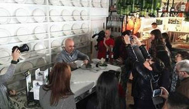 Volapié estrena su nueva carta, un original concepto de gastro-taberna de alta cocina con aire andaluz