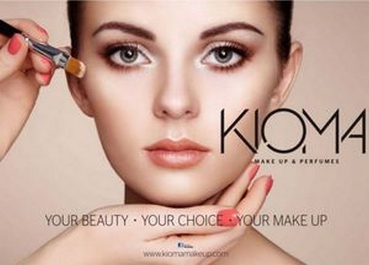 Kioma – Make Up & Perfumes destaca en la blogosfera