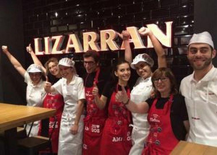 LIZARRAN inaugura franquicia en Zaragoza