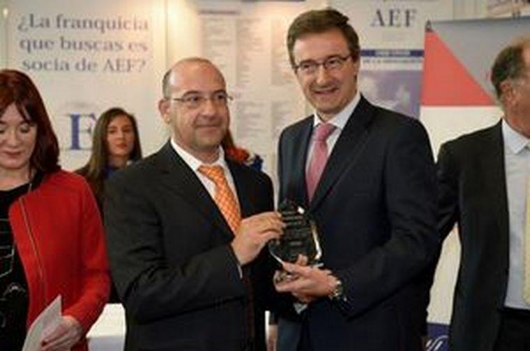 EROSKI, Premio a la Franquicia que más empleo crea
