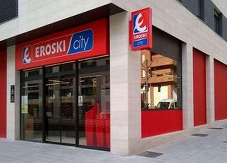 EROSKI inaugura su quinto supermercado franquiciado en Madrid