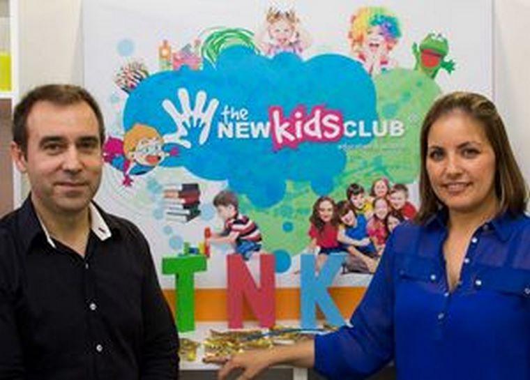 Nueva inauguración de The New Kids Club