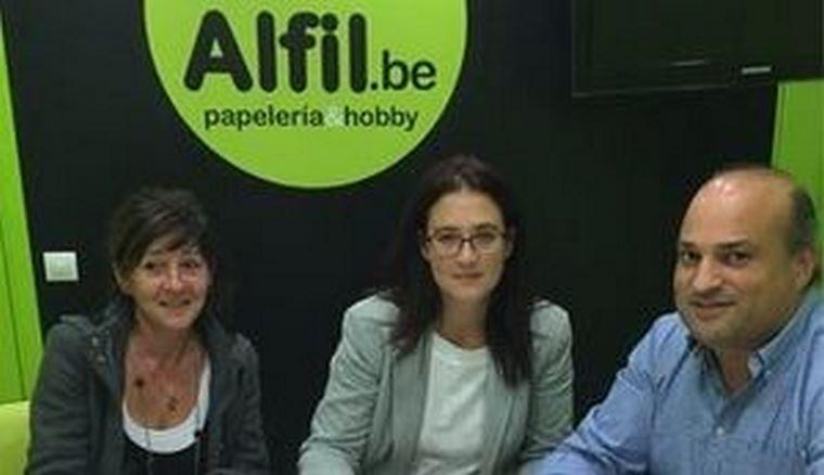 Nueva firma de Alfil.Be en Bilbao