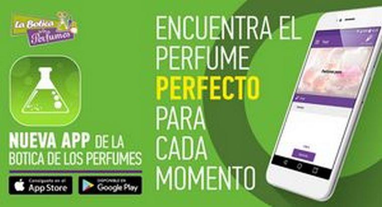 La Botica de los Perfumes presenta su nueva app móvil