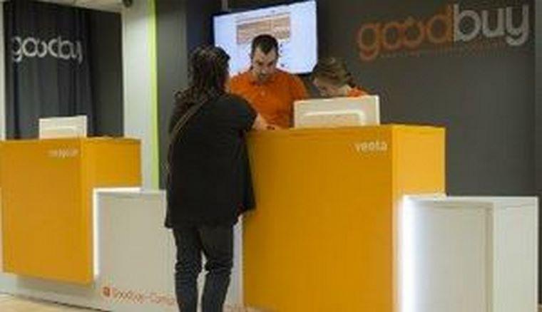 Goodbuy: compra, vende, cambia