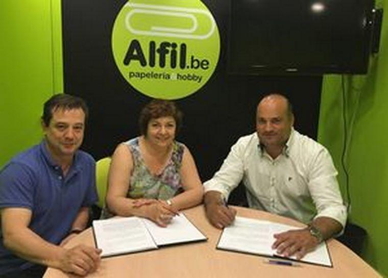 Alfil.Be inaugura nueva firma en Logroño