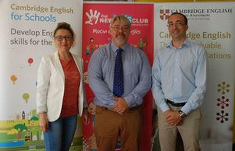 The New Kids Club y Cambridge juntos por el inglés