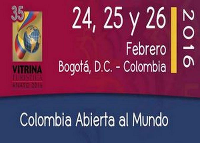 Dit Gestión acude a la feria Vitrina Turística Anato de Colombia