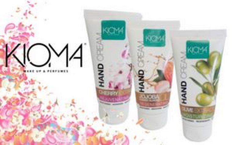 ¡Nuevas Cremas de Manos Kioma!