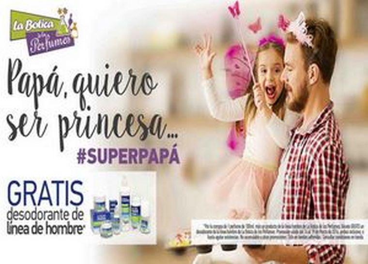 Los perfumes son el regalo preferido para el Día del Padre en seis de cada diez hogares