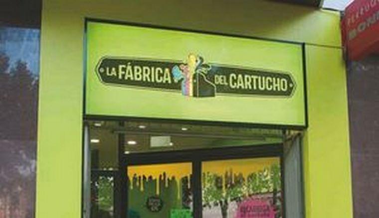 La Fábrica del Cartucho ya cuenta con 20 puntos de venta