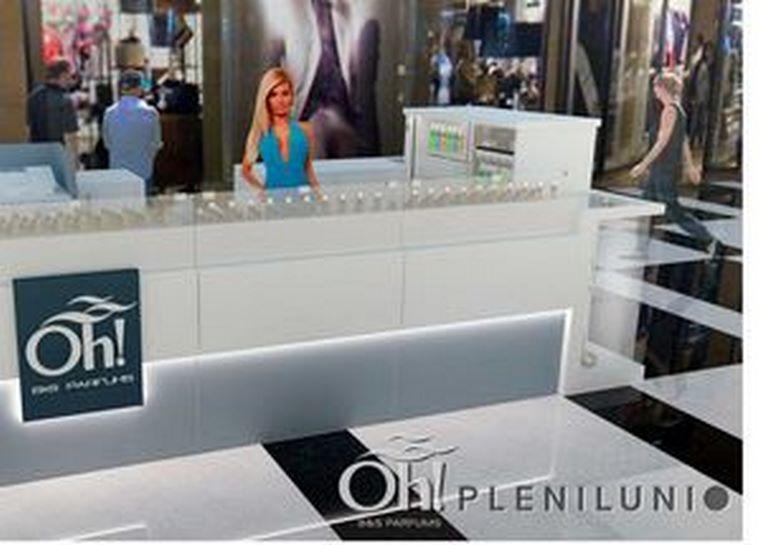 Oh! B&S Parfums ® abrirá una nueva tienda en el CC. Plenilunio de Madrid