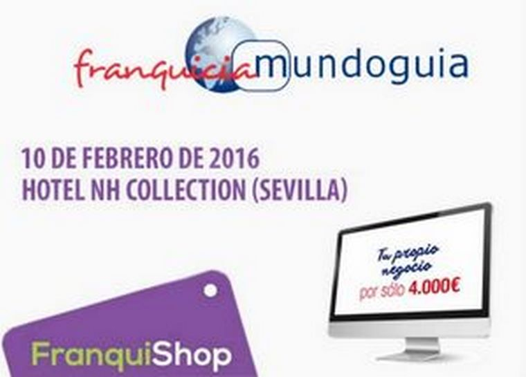 La franquicia low cost Mundoguia estará en Franquishop Sevilla