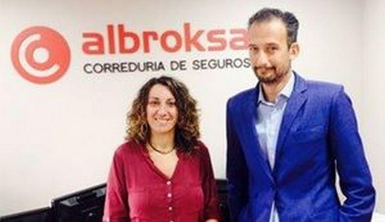 Nuevos responsables de Expansión y de Control de Gestión de Albroksa