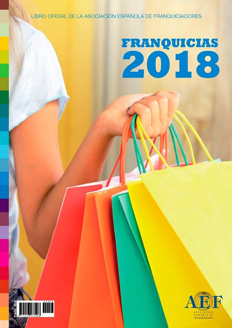La AEF presenta su Libro Oficial FRANQUICIAS 2018