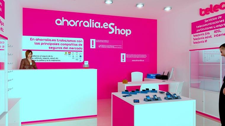 Ahorralia.es abre nueve oficinas en 2016