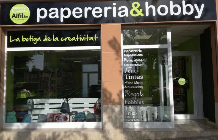 Alfil.be inaugura tienda en Girona, Lagostera