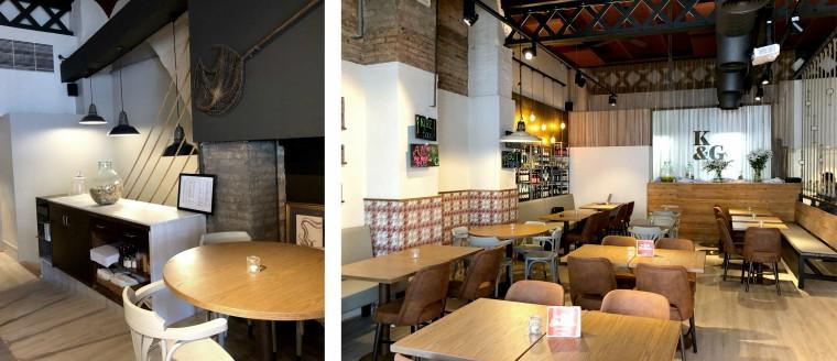La franquicia de restaurantes Kurz&Gut sigue creciendo