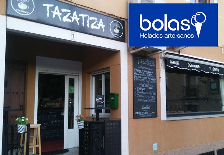 Apertura de Corner Bolas en Jarandilla de la Vera, Cáceres.