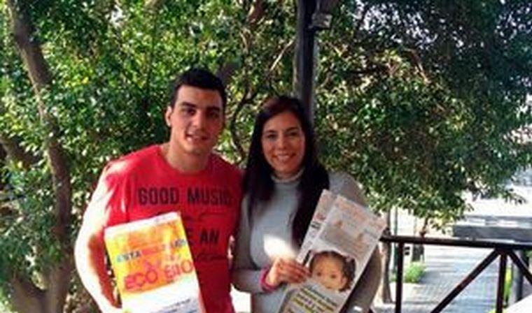 Primera franquicia de Publipan en Ciudad de Córdoba (Argentina)