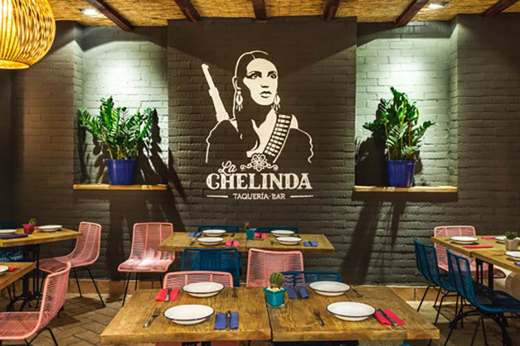 """La franquicia Chelinda """"Auténtica gastronomía mexicana y ocio para todos los públicos"""""""